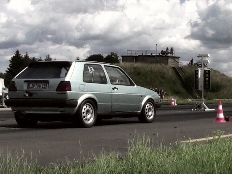 1991 Volkswagen Golf 19E