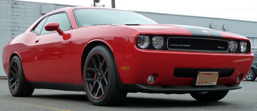 2009 Dodge Challenger SRT8 6-speed Manual