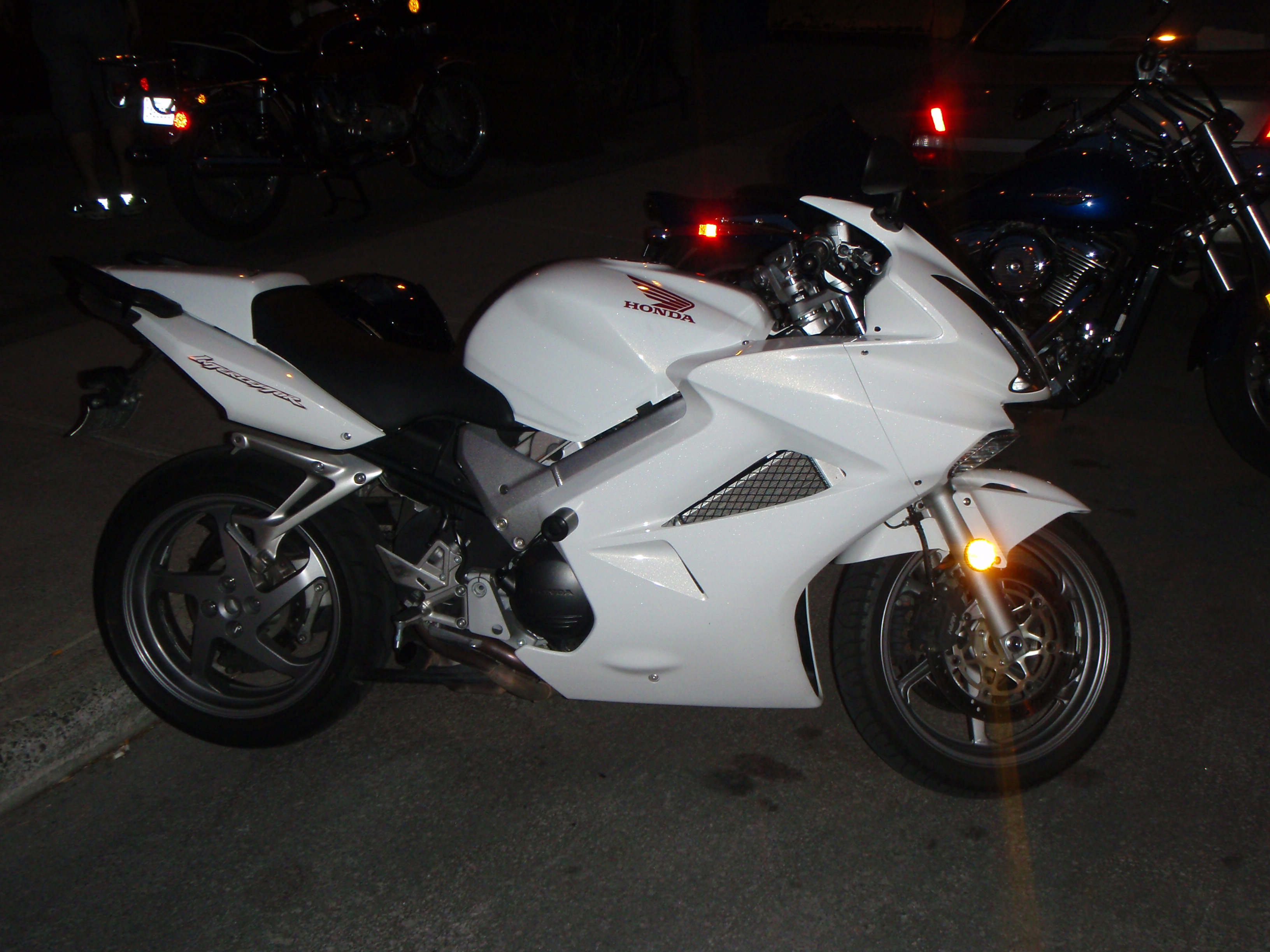 2006  Honda Interceptor VFR800 picture, mods, upgrades