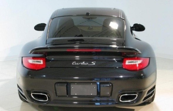 2011 Porsche 911 Turbo S No Launch Control