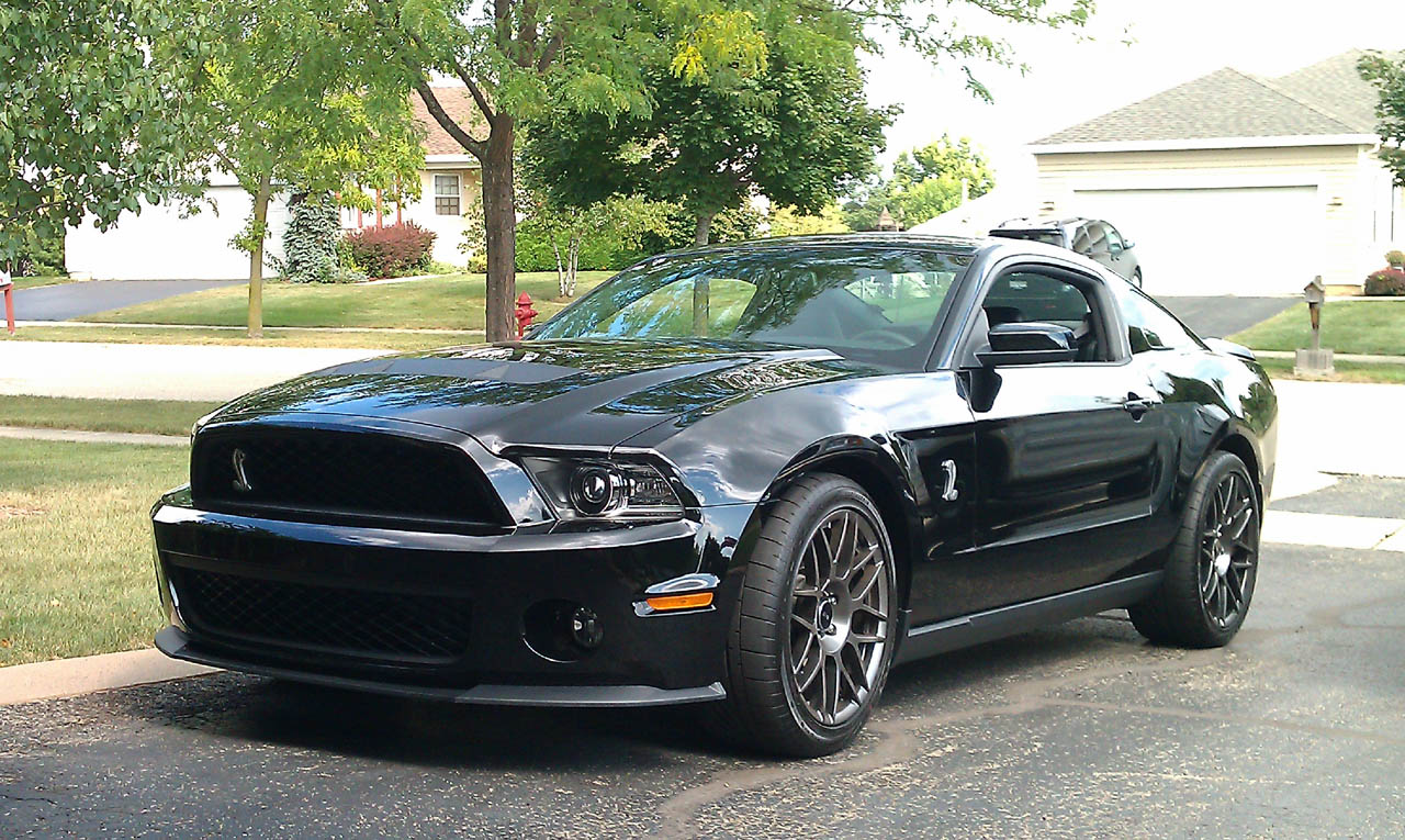 2011 ford mustang shelby gt500 picture mods upgrades