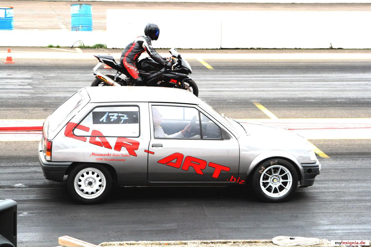 1984  Opel Corsa C 20 LET picture, mods, upgrades