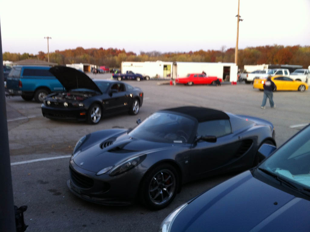 2005  Lotus Elise 111R picture, mods, upgrades