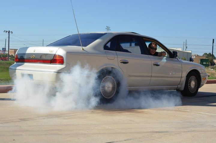 1995  Infiniti Q45 Nitrous picture, mods, upgrades