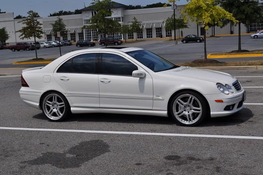 2006  Mercedes-Benz C55 AMG  picture, mods, upgrades