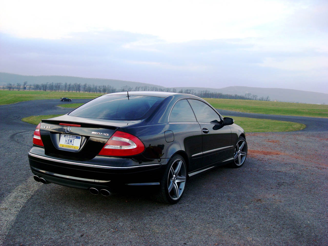 2005  Mercedes-Benz CLK55 AMG  picture, mods, upgrades