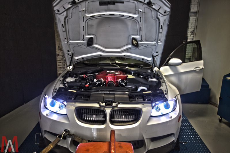 2009  BMW M3 e90 picture, mods, upgrades