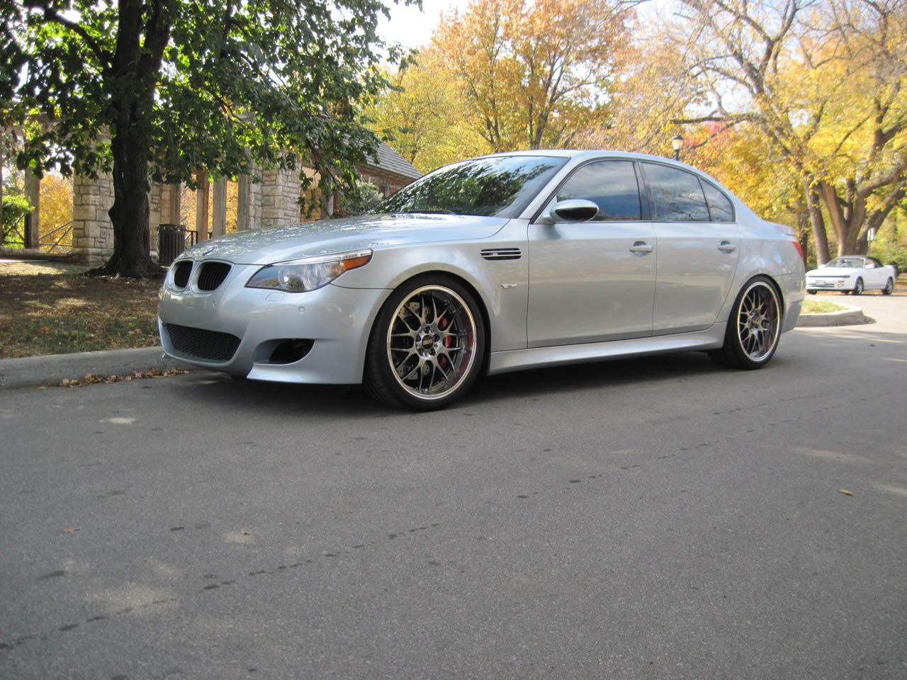 2006  BMW M5 sedan picture, mods, upgrades