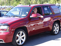 2007  Chevrolet TrailBlazer SS ALL WHEEL DRIVE picture, mods, upgrades