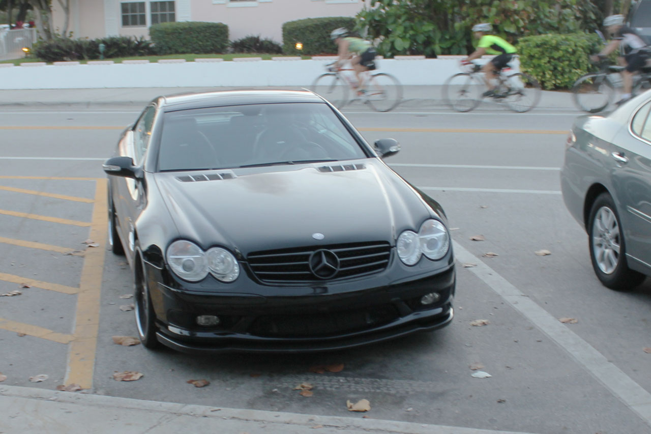 2003  Mercedes-Benz SL55 AMG AMG picture, mods, upgrades