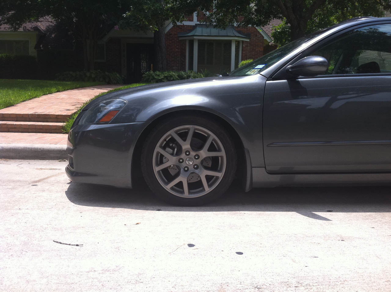 2006  Nissan Altima SE-R picture, mods, upgrades