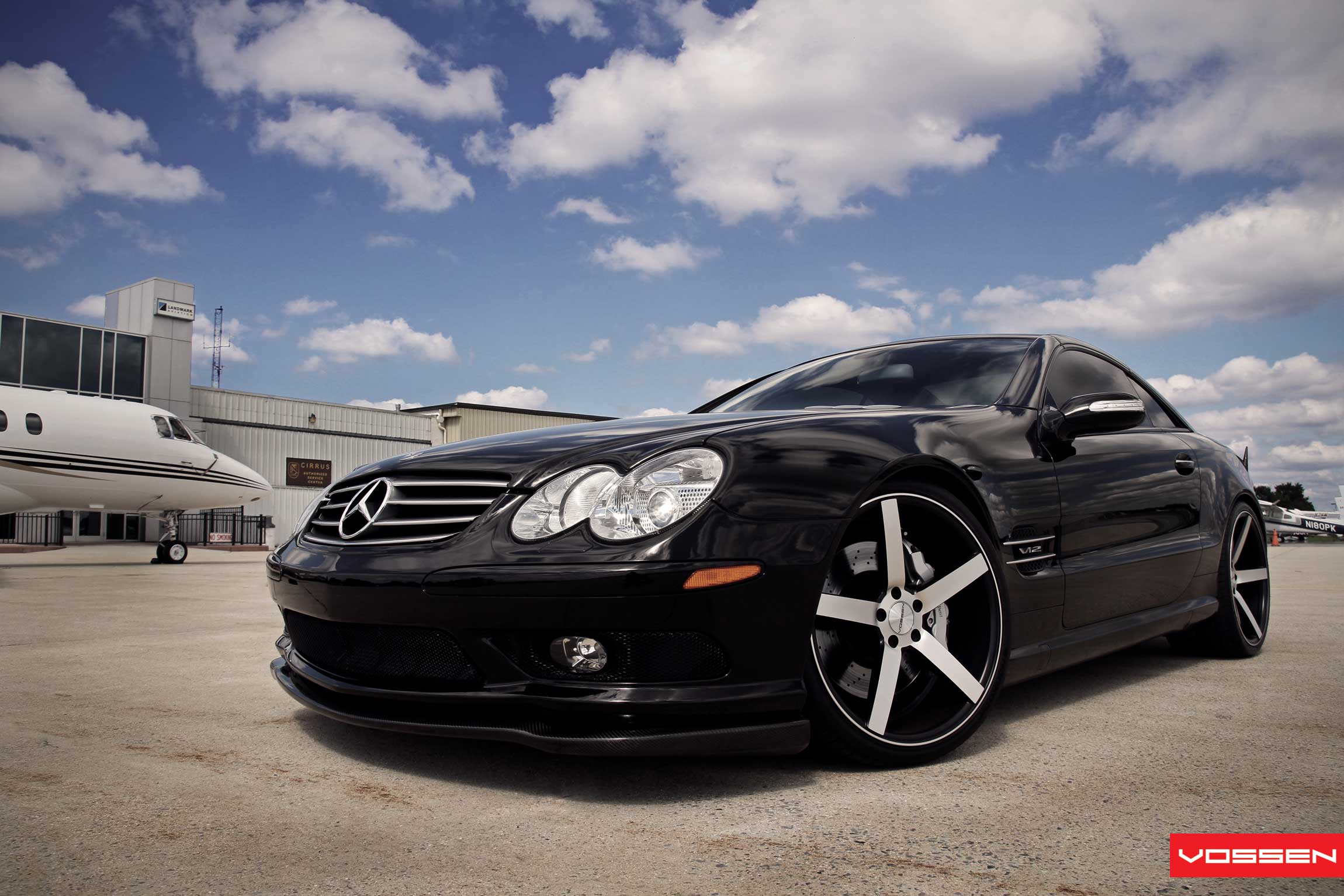2005  Mercedes-Benz SL600  picture, mods, upgrades