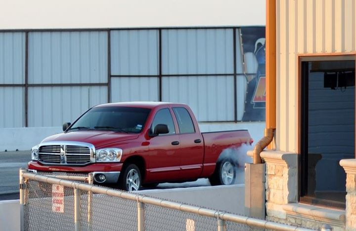 2007  Dodge Ram 1500 5.7L QC 2wd picture, mods, upgrades