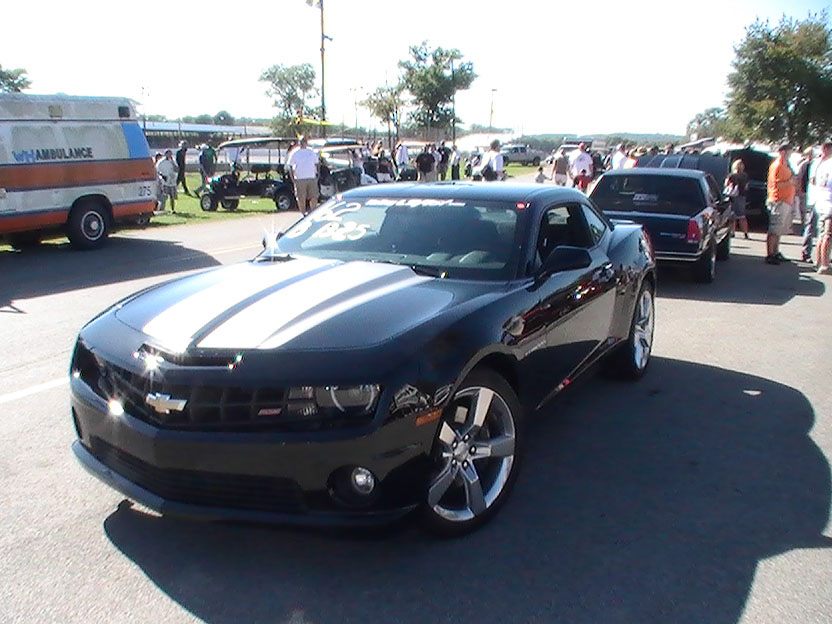 2010  Chevrolet Camaro SS/RS picture, mods, upgrades