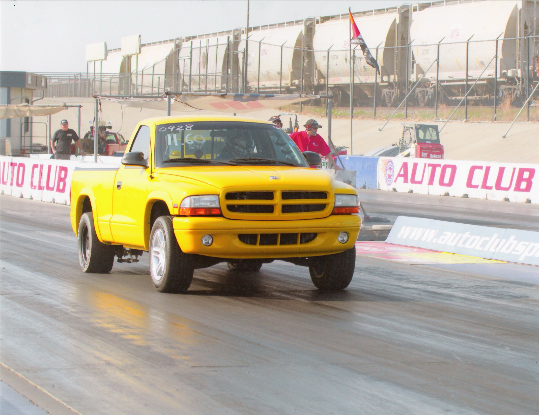 1999 Dodge Dakota Rt Vortech Supercharger 1 4 Mile Drag