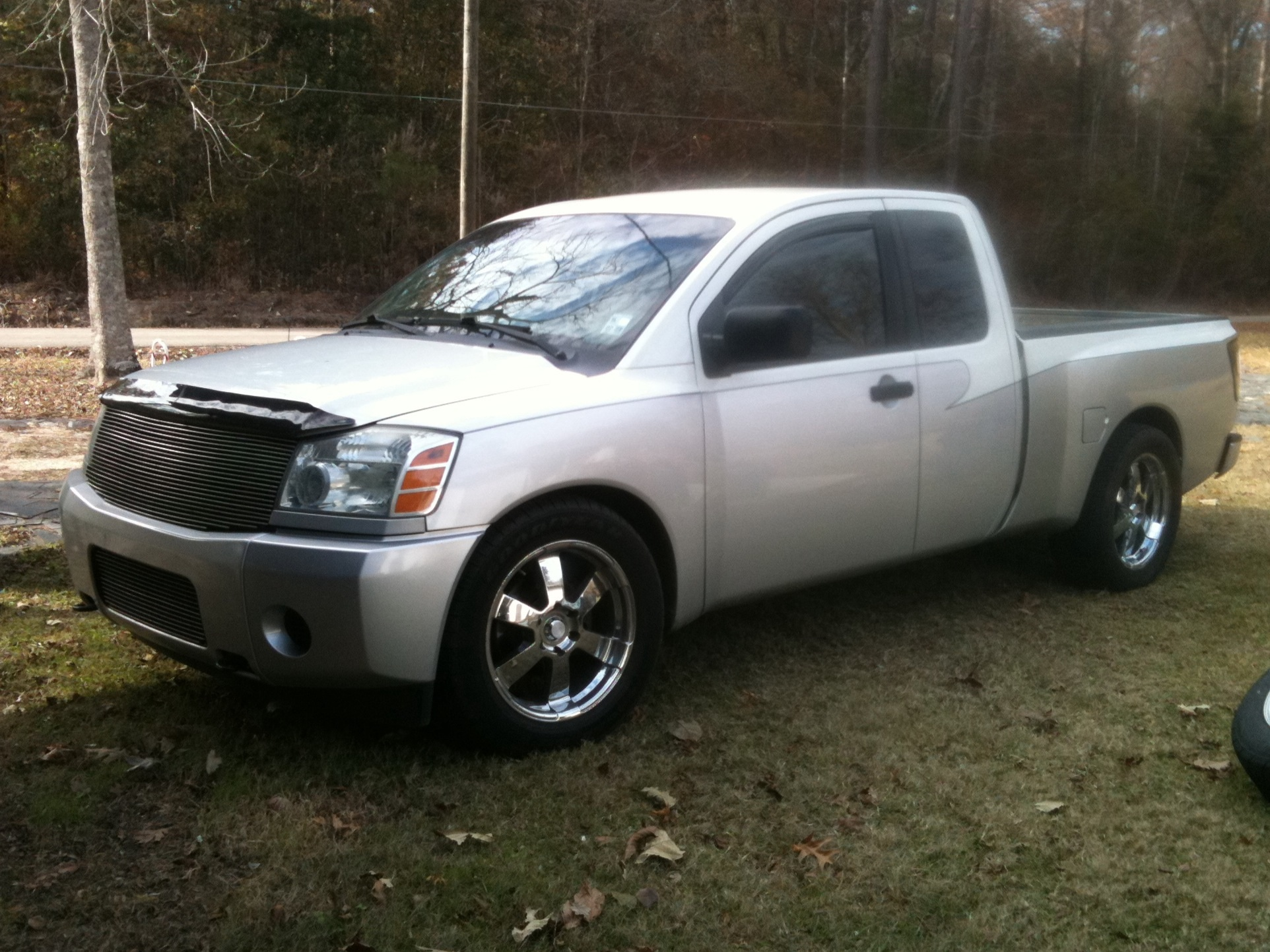 2004  Nissan Titan XE KC N/A      Non Cammed picture, mods, upgrades