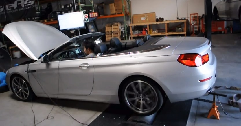 2012  BMW 650i Twin Turbo picture, mods, upgrades