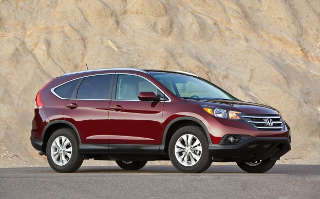 2012  Honda CR-V EL-L picture, mods, upgrades