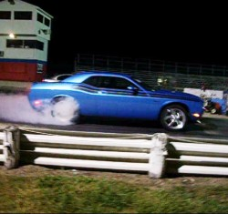 2010 B5 Blue Dodge Challenger R/T Classic picture, mods, upgrades