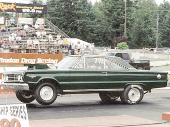 1967 Green Plymouth GTX  picture, mods, upgrades