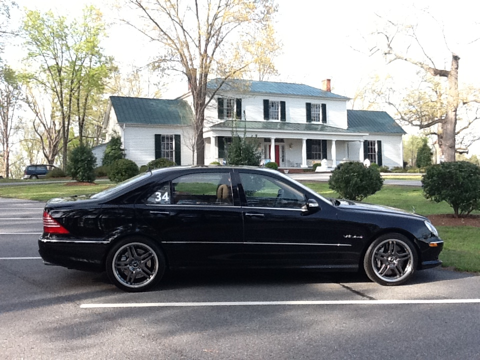 2006 black mercedes benz s65 amg pictures mods upgrades