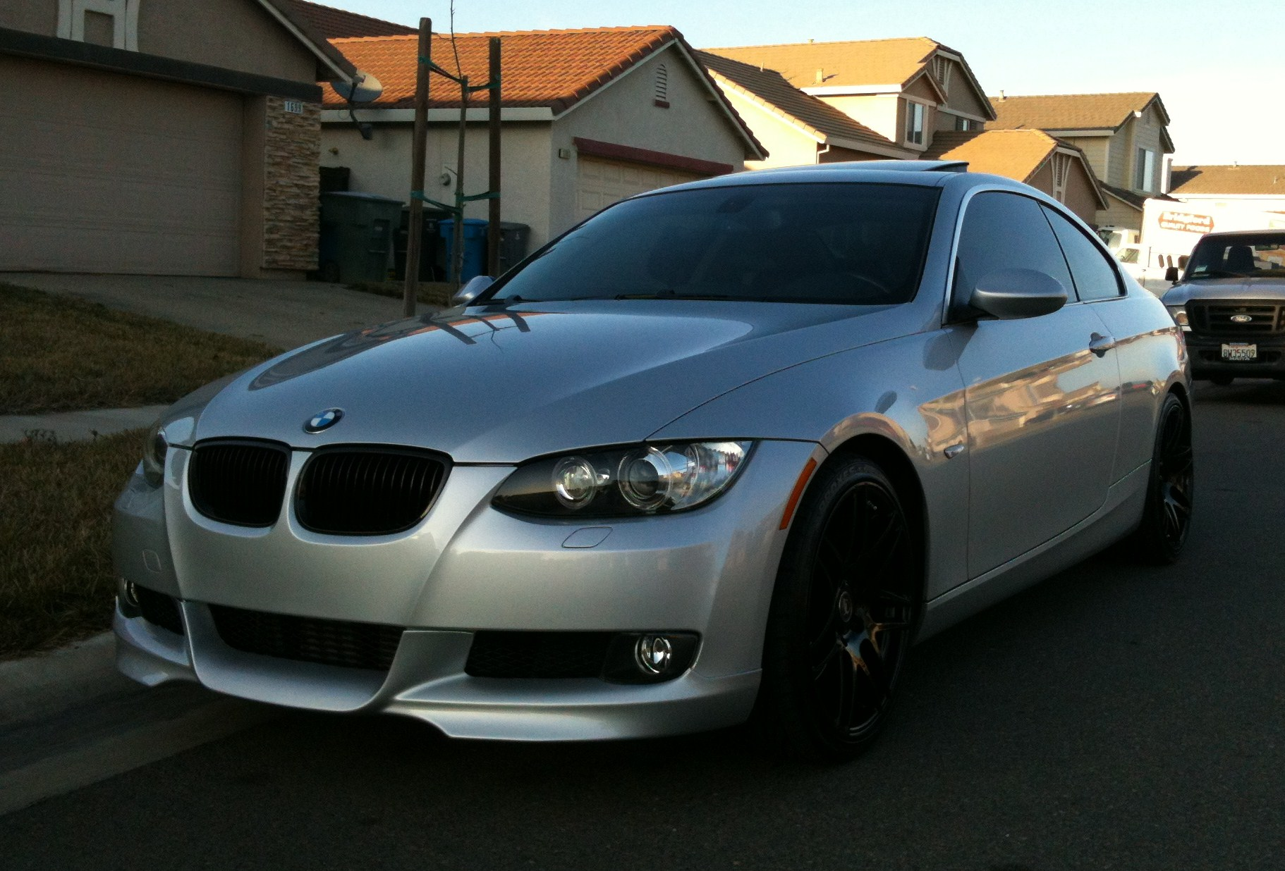 2007 Silver BMW 335i  picture, mods, upgrades