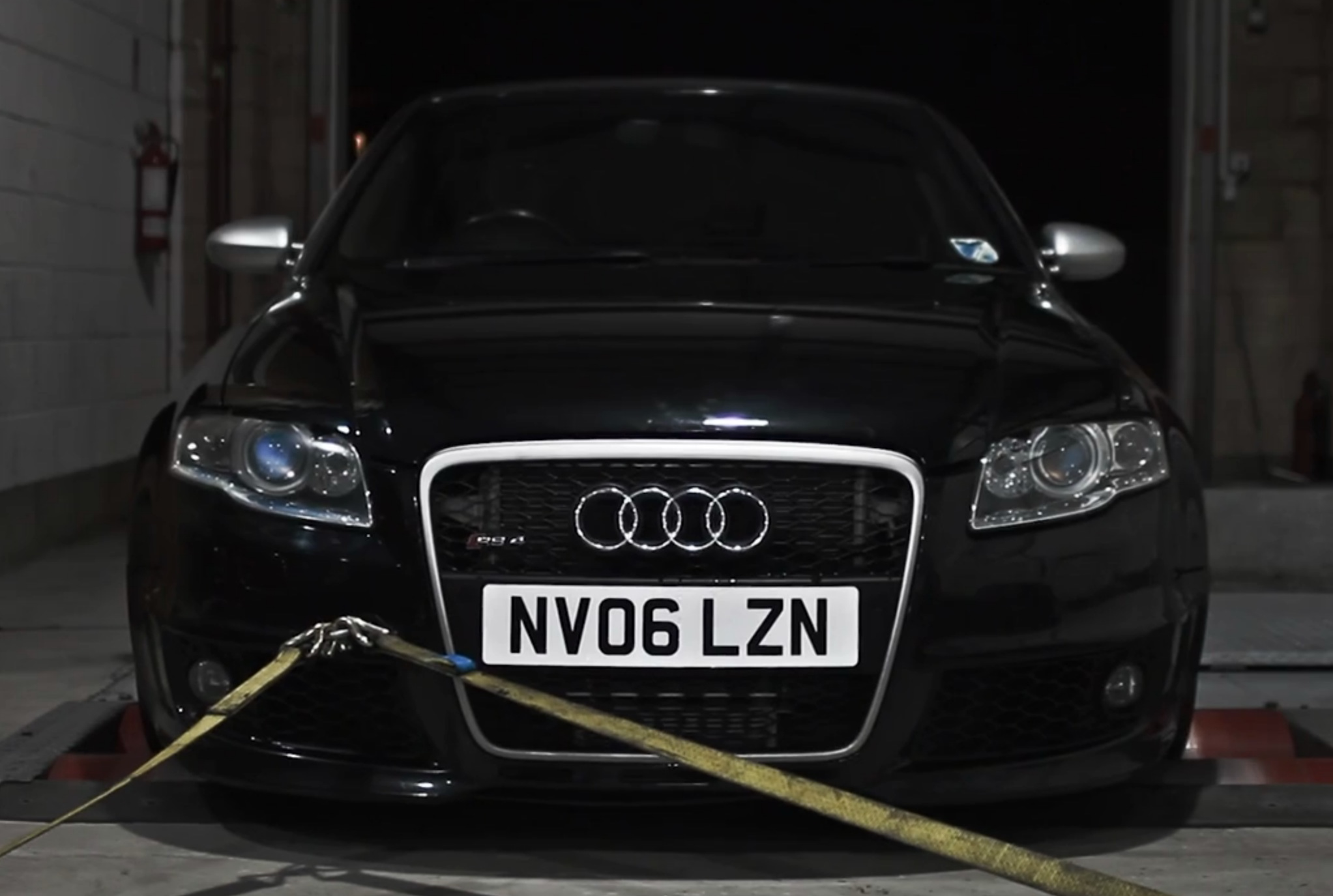 2007 black Audi RS-4  picture, mods, upgrades