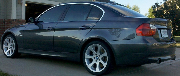 2008  BMW 335xi JB4 + Meth picture, mods, upgrades