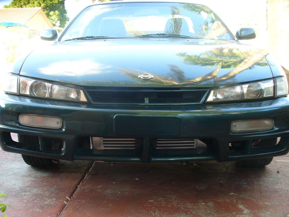 1997 Green Nissan 240SX SE picture, mods, upgrades
