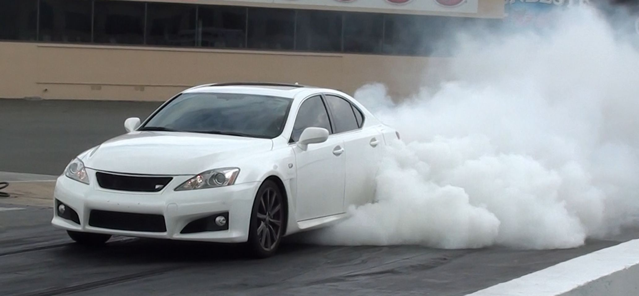 2008 StarFire Pearl Lexus IS-F Nitrous picture, mods, upgrades