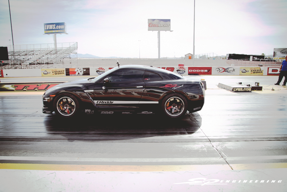 2009 Black Nissan GT-R SPE1000R picture, mods, upgrades