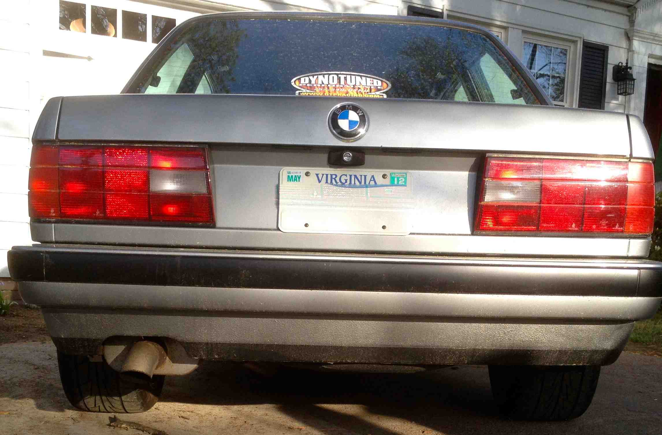 1989  BMW 325i  picture, mods, upgrades