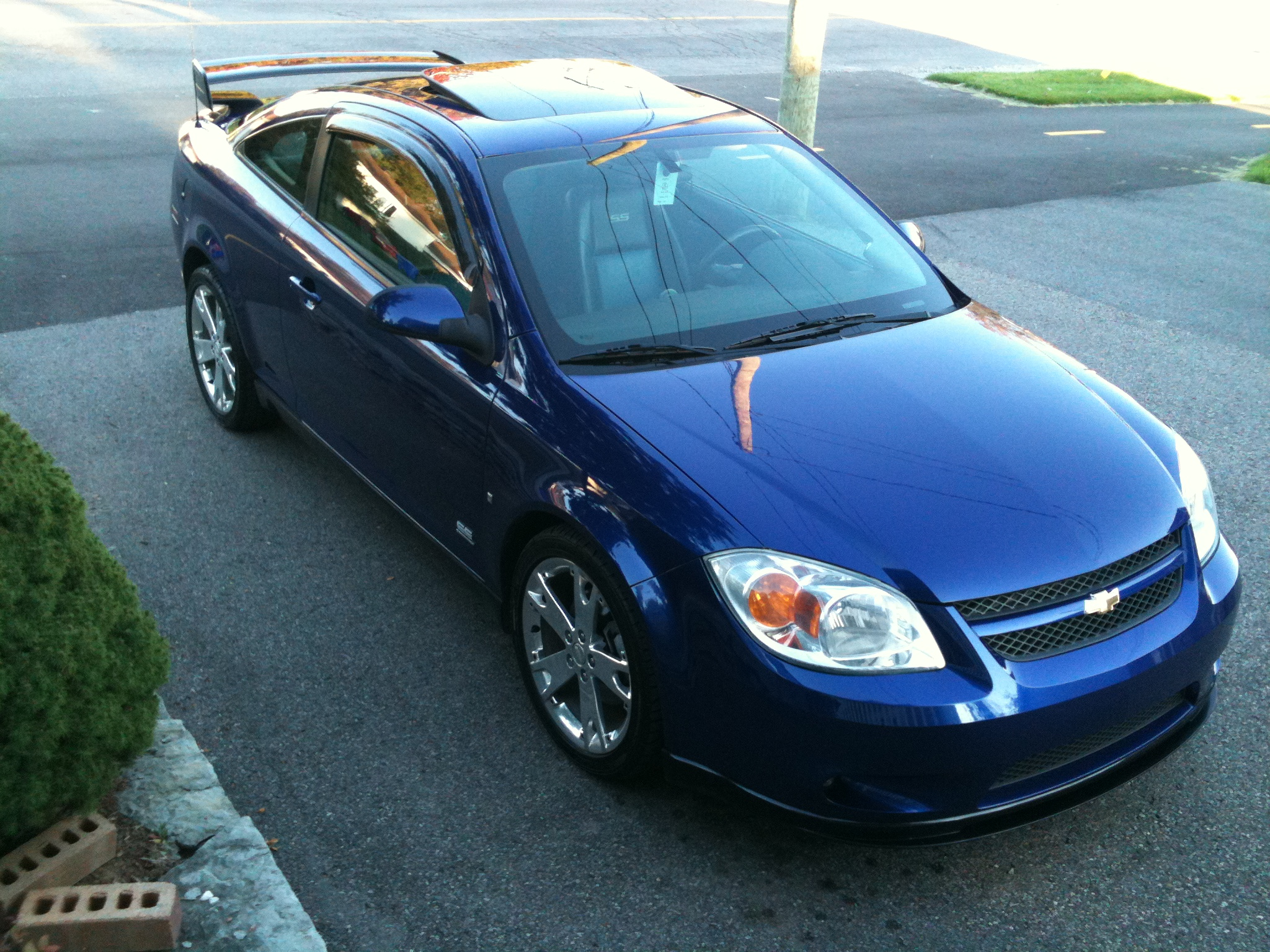 stock 2006 chevrolet cobalt ss s c 1 4 mile drag racing. Black Bedroom Furniture Sets. Home Design Ideas