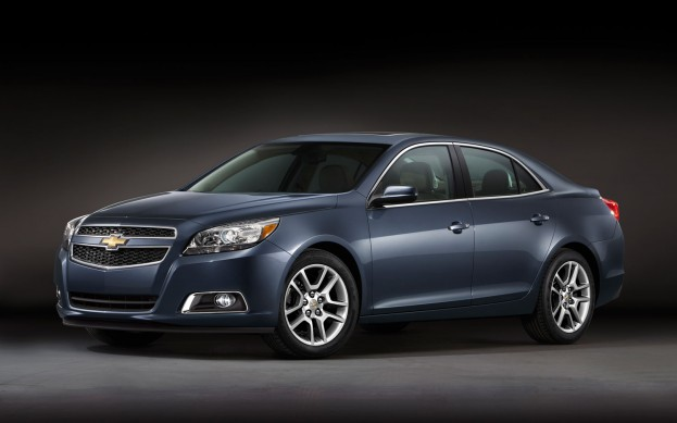 2013  Chevrolet Malibu Eco picture, mods, upgrades