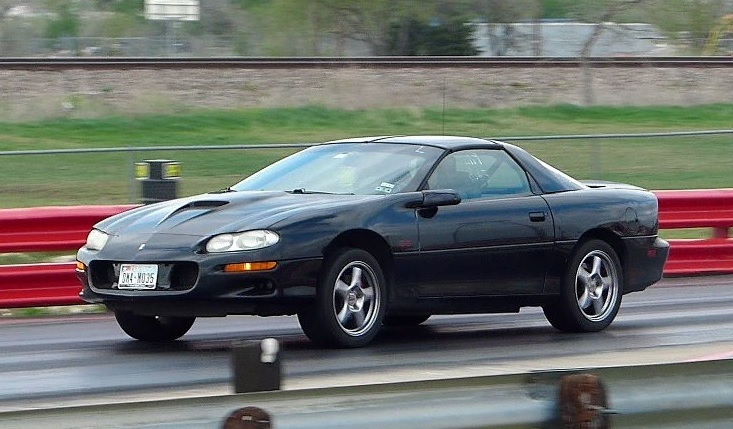 2000 Black Chevrolet Camaro SS picture, mods, upgrades