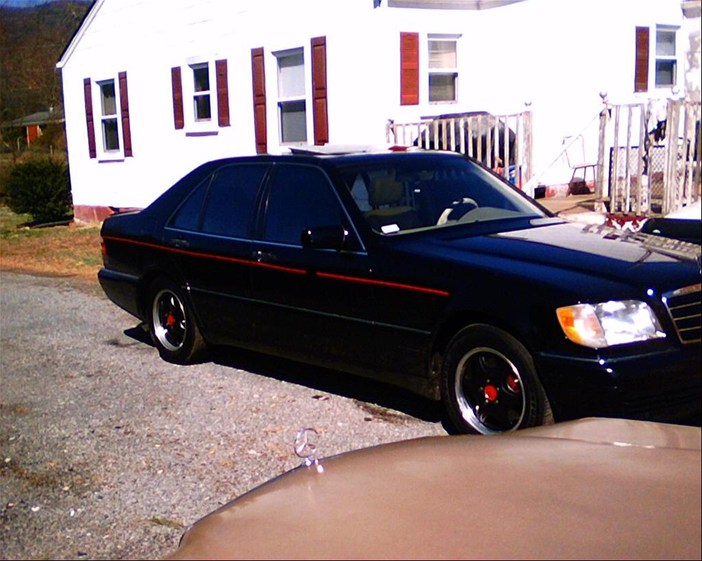 1999  Mercedes-Benz S320  picture, mods, upgrades