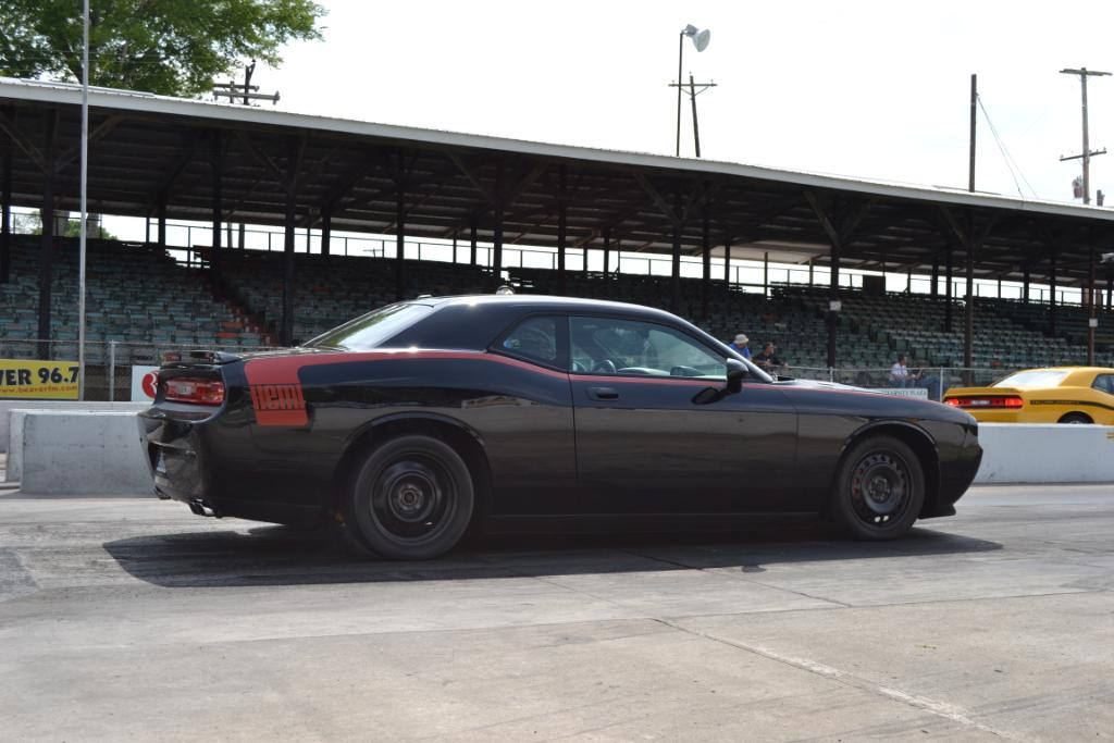 2009 Brilliant Black Dodge Challenger R/T  picture, mods, upgrades