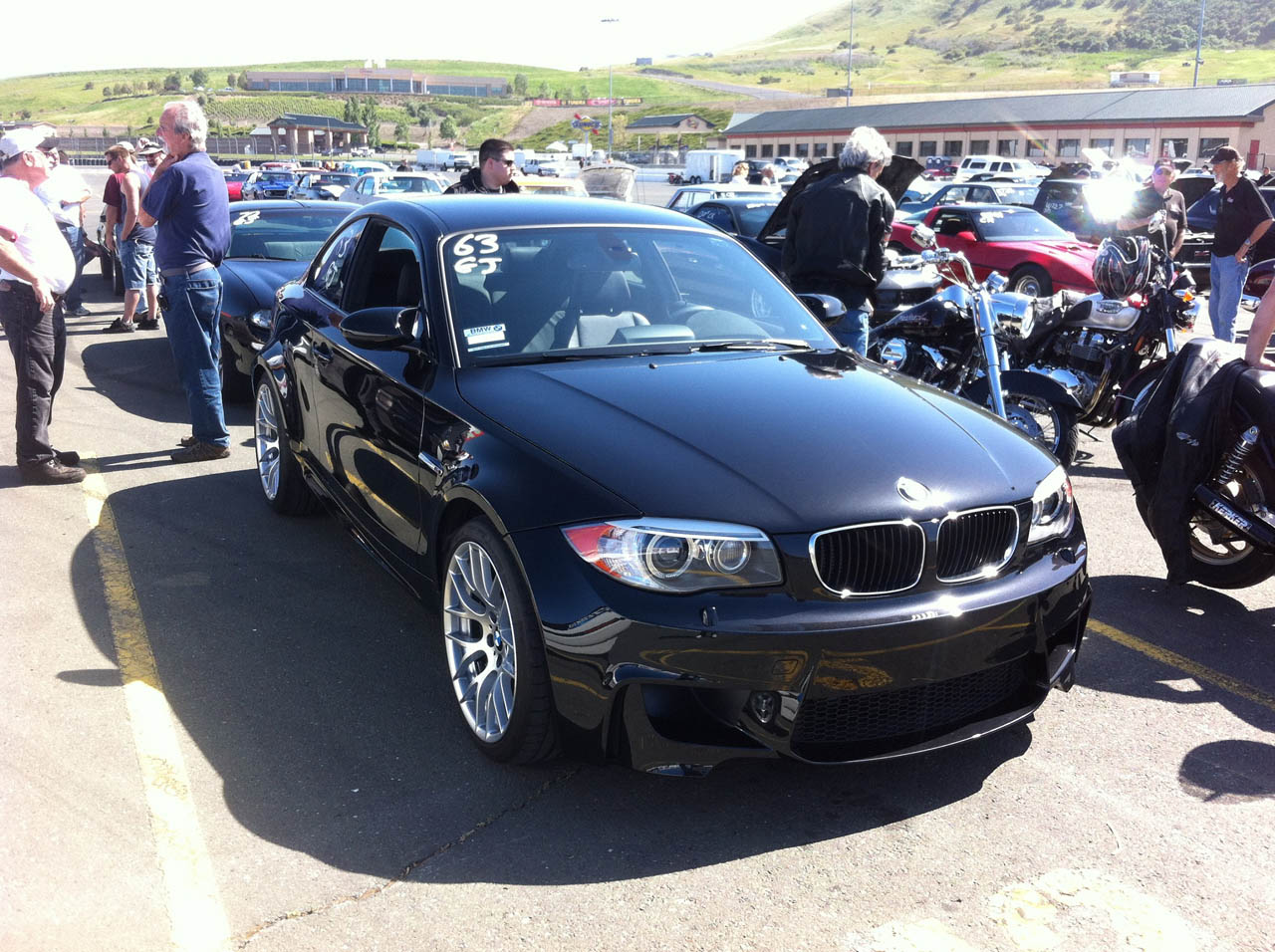 2011 Black Sapphire Bmw 1 Series M Pictures Mods Upgrades Wallpaper Dragtimes Com