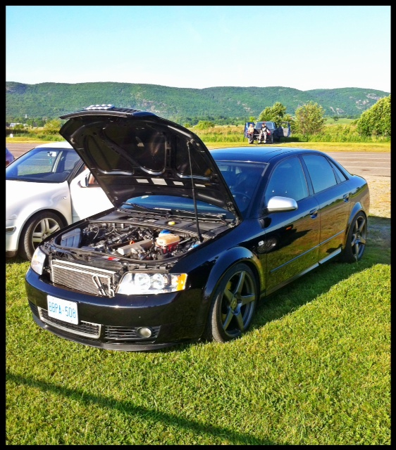 2004 Black Audi A4  picture, mods, upgrades