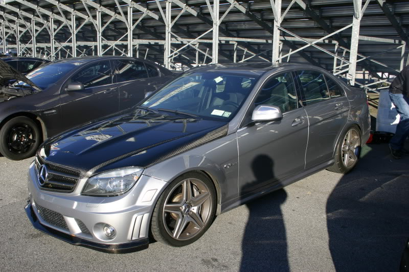 2009  Mercedes-Benz C63 AMG MHP S2.5 CMR picture, mods, upgrades
