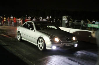 2004 SILVER Mercedes-Benz CL55 AMG  picture, mods, upgrades