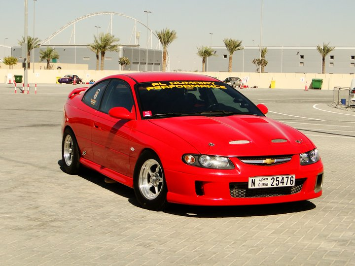 Red 2004 Pontiac GTO SS Supercharged LQ9 408 ci