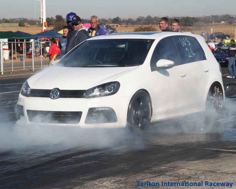 2012 Volkswagen GTI Golf MK VI 1/4 mile Drag Racing ...