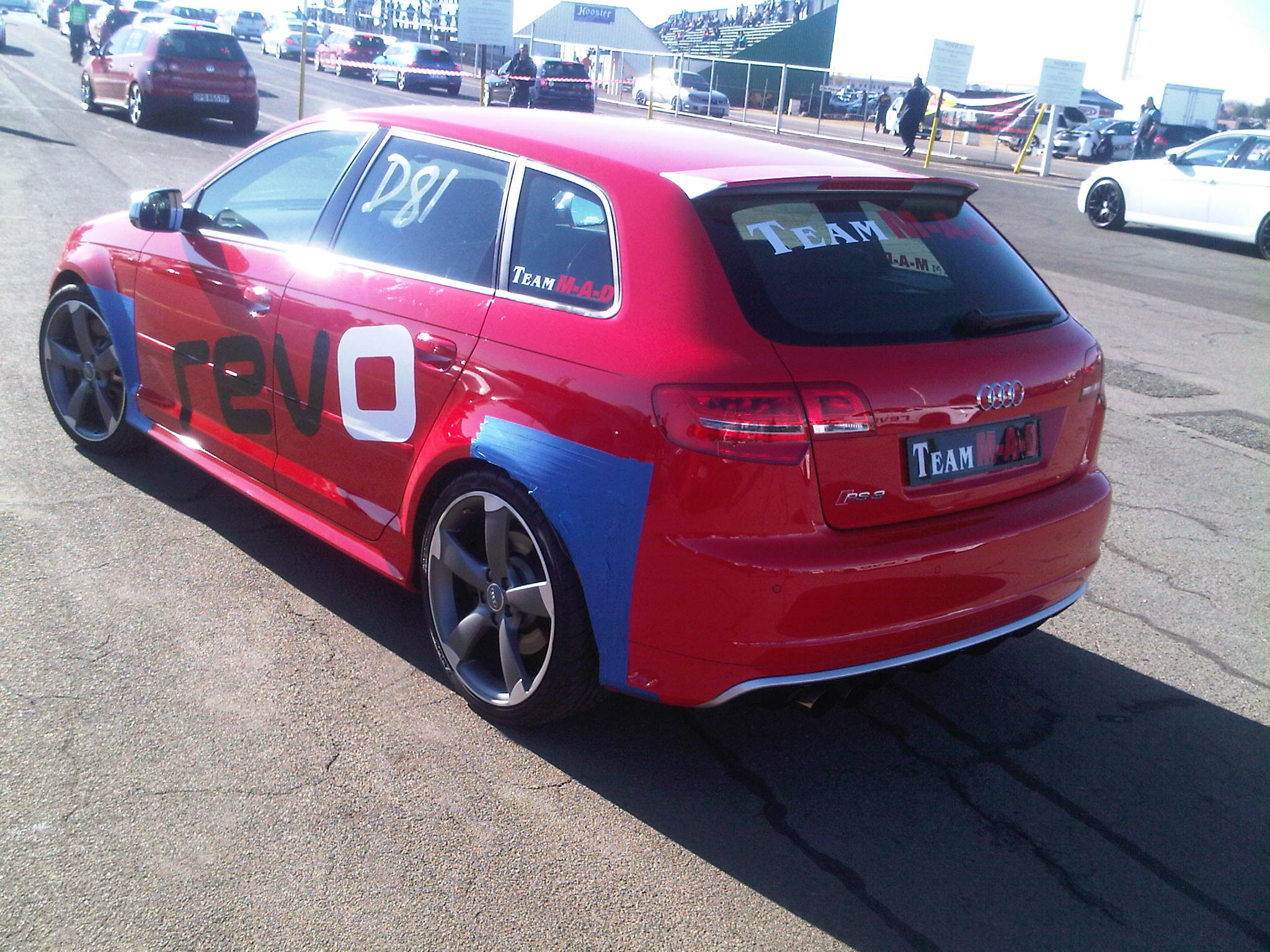 2012  Audi RS-3  picture, mods, upgrades