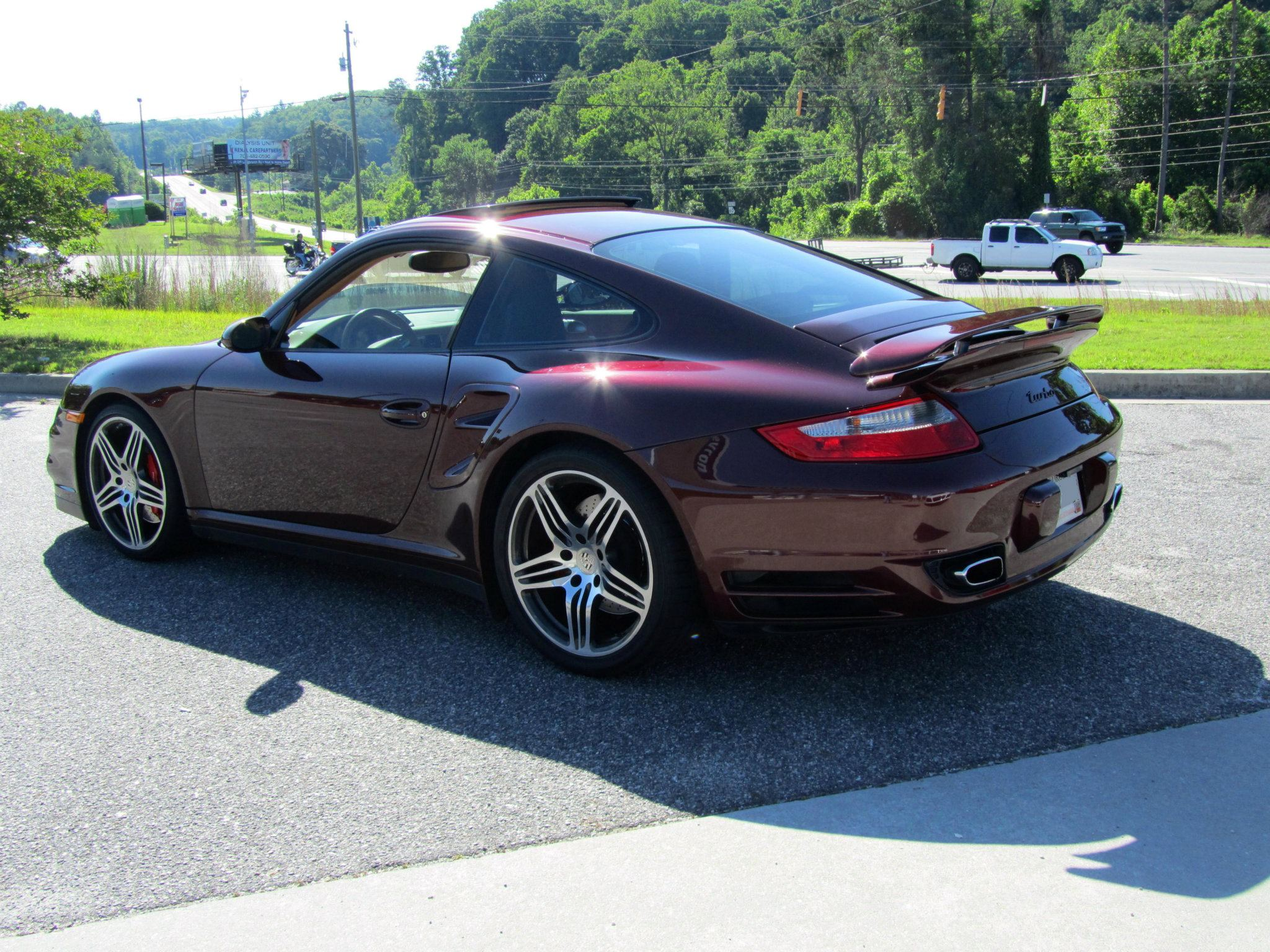 stock 2007 porsche 911 turbo 1 4 mile trap speeds 0 60. Black Bedroom Furniture Sets. Home Design Ideas