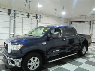 2007 Dark Blue Toyota Tundra CrewMax SR5 picture, mods, upgrades