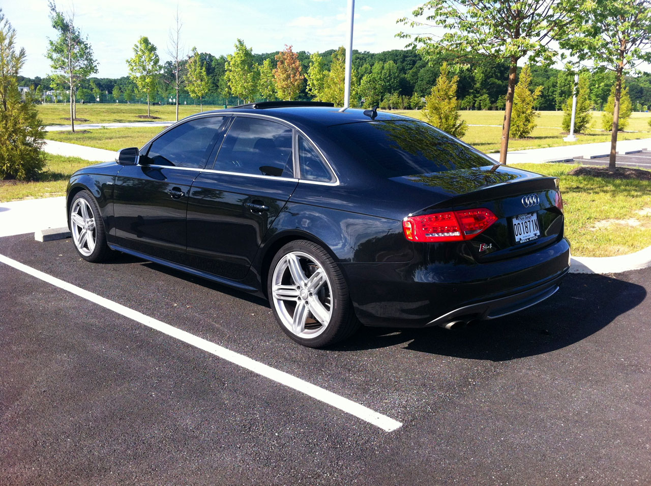 Stock 2011 Audi S4 1 4 Mile Trap Speeds 0 60 Dragtimes Com