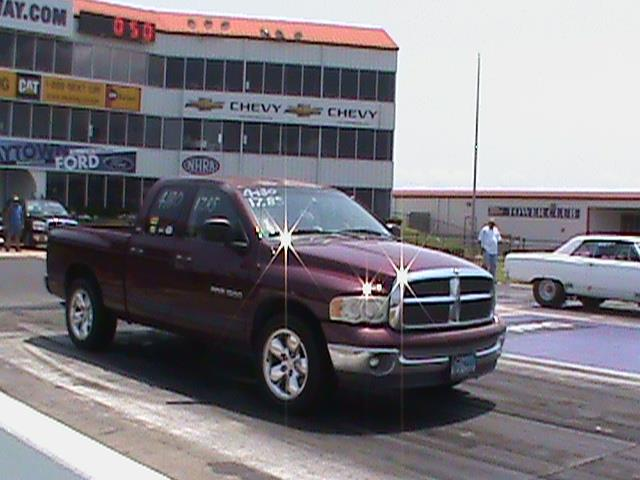 2002 Maroon Dodge Ram 1500  picture, mods, upgrades