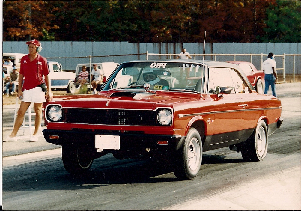 1969 Orange/Black AMC Rambler  picture, mods, upgrades