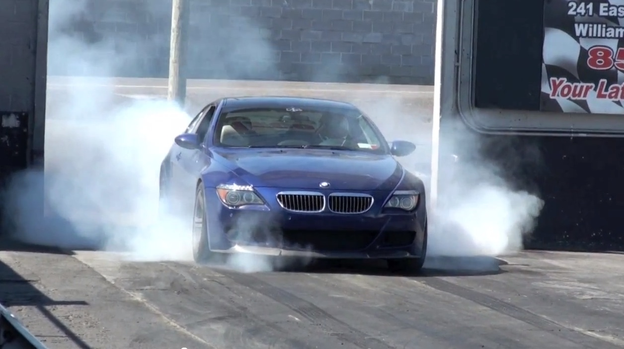 2006 BLUE BMW M6  picture, mods, upgrades